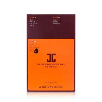 杰君黑色水晶面膜(三过程面膜)10/片