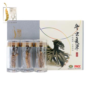 冬虫夏草净含量5g(2-3根/g )