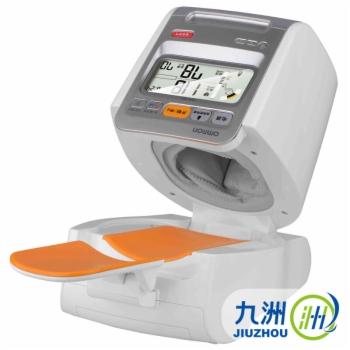 欧姆龙电子血压计HEM-1020智能上臂式