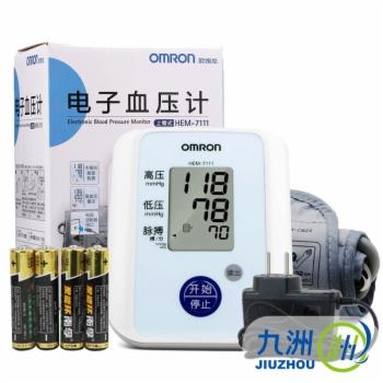 欧姆龙HEM-7111电子血压计上臂式