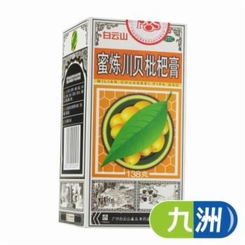 潘高寿蜜炼川贝枇杷膏