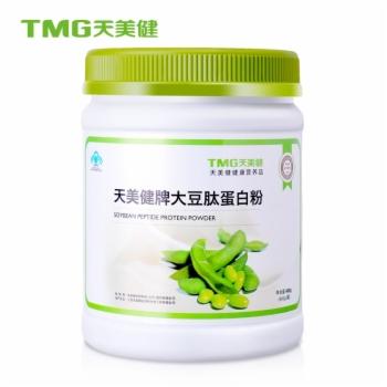 天美健牌大豆肽蛋白粉 400g/罐