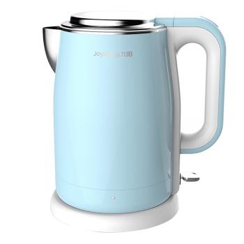 九阳(Joyoung)电水壶烧水壶自动断电食品级304不锈钢开水煲1.7升K17-F5