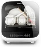 九阳(Joyoung) X6免装置家用台式洗碗机全主动智能烘干除菌