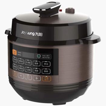 九陽(Joyoung)電壓力煲多功能家用全自動電壓力鍋雙膽高壓鍋可預約 Y-60C20