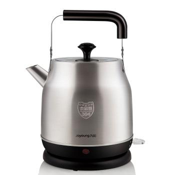 九阳(Joyoung) K45-C01开水煲电热水壶特大容量304不锈钢4.5升水煲