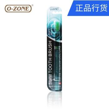 O-ZONE 三角水晶牙刷*2