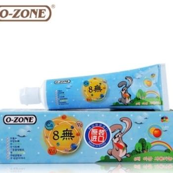 """O-ZONE""""8無""""换牙精护儿童牙膏(6岁以上)60g"""