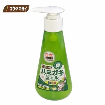 皓齿清 川西苹果清爽儿童牙膏 150g