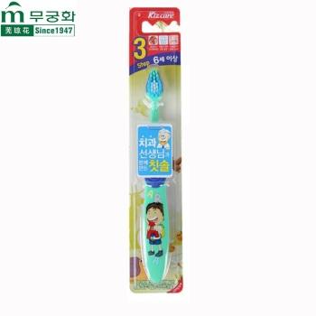 芜琼花 小蜗牛儿童牙刷3段(6岁以上)*2