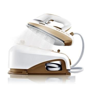 卓力 EB2559 增壓蒸汽熨燙機 手持壓力式 蒸汽電熨斗 香檳金