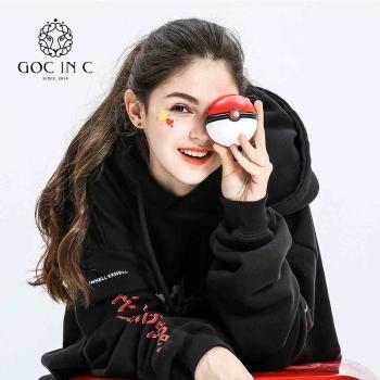 GOC IN C能量球暖手宝USB充电潮牌电暖宝安全防爆随身带电暖宝
