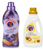 意大利进口公鸡头管家 洗衣液(羊绒羊毛)+公鸡头管家 浓缩衣物柔顺剂