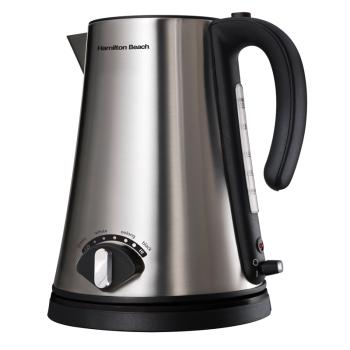 汉美驰 烹茶电水壶1.7升/干烧保护 不锈钢外壳