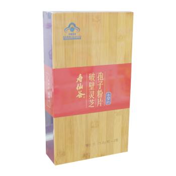 壽仙谷牌破壁靈芝孢子粉片0.85G*30S*2瓶