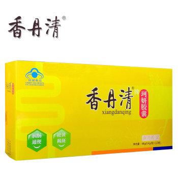 送玫瑰花茶45g】香丹清珂妍膠囊0.4g*120粒