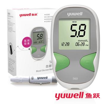 鱼跃悦准II型血糖仪 560