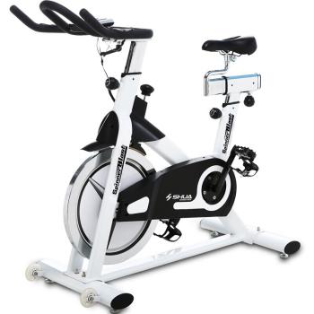 SHUA舒华家用室内减肥机音乐智能静音健身动感单车SH-B5961S