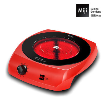 MIJI 米技炉(双圈)MIJI GALA I 1600W(红色)