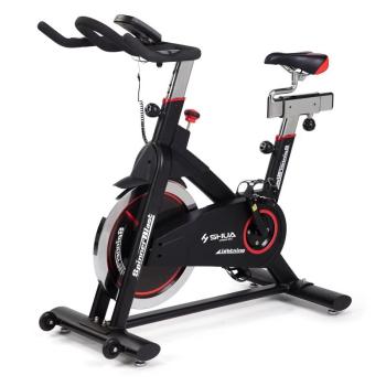 SHUA舒華家用室內減肥機音樂智能靜音健身動感單車SH-B5961S
