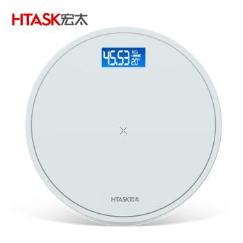 宏太HTASK 电子称人体秤家用体重健康称 HT-01ES