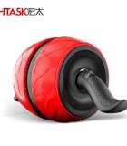 宏太HTASK静音回弹健腹轮+铝合金360度旋转万向跳绳 HT-01AB-1RS