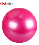 宏太HTASK光滑瑜伽球+液晶背光电子秤带温度显示 HT-01NQ-1ES