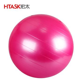 宏太HTASK光滑瑜伽球+液晶背光電子秤帶溫度顯示 HT-01NQ-1ES