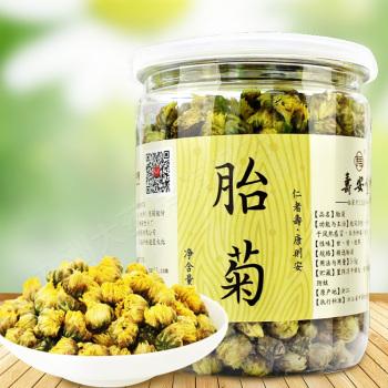 寿安堂罐装菊花胎菊60g