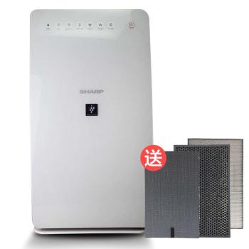 夏普空气净化器KC-CE50-W