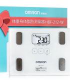 歐姆龍脂肪測量儀HBF-212脂肪秤電子秤智能健康體脂儀