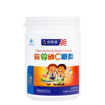 纽斯葆 钙锌维C颗粒 3g/袋*30袋