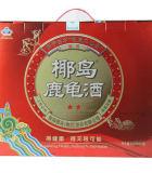 椰岛牌鹿龟酒 500ml/瓶*2瓶(纪念装)