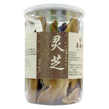 寿安堂灵芝片 50g/罐 浙江