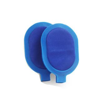 正品原装华医中频治疗仪D02D02A/BD03/A配件理疗仪药物导入电极片