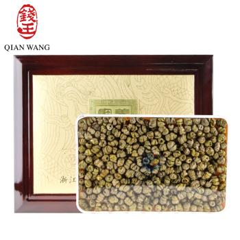钱王 紫皮石斛100克金屏中礼盒