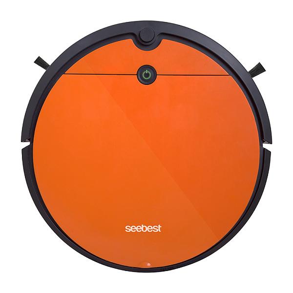 Seebest/视贝家用扫地机器人智能清洁吸尘器全自动充电拖地机 D752