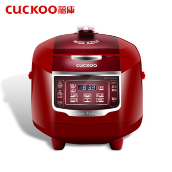 福库 CCRP-K1066SR智能5L高压电饭煲麦饭石型