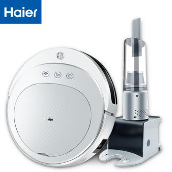 Haier/海尔银悦智能扫地机器人TAB-T550WSC