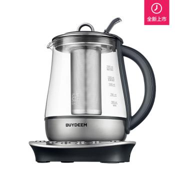 北鼎多功能全自動養生壺K131煮茶壺保溫玻璃不銹鋼材質2-6人使用
