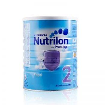 保税区直发 荷兰Nutrilon牛栏Pepti奶粉2段(6个月以上) 800g