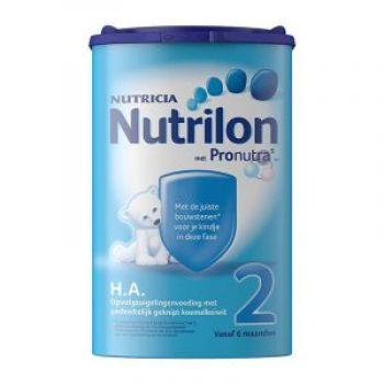 保税区直发 荷兰Nutrilon牛栏HA奶粉2段(6个月以上) 750g
