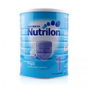保税区直发 荷兰Nutrilon牛栏Pepti奶粉1段(0-6个月) 800g