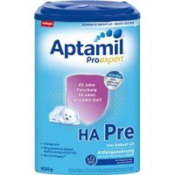 保税区直发 德国Aptamil爱他美HA奶粉Pre段(0-3个月)800g