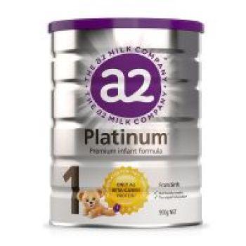 保税区直发 新西兰A2 Platinum酪蛋白婴儿奶粉1段(0-6个月宝宝) 900g