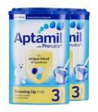 保税区直发 英国Aptamil爱他美婴儿奶粉3段(1-2周岁宝宝)900g