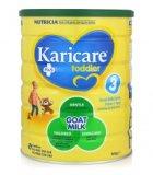 保税区直发 新西兰Karicare可瑞康婴儿羊奶粉3段(12个月以上宝宝)900g