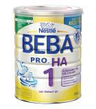 保税区直发 德国Nestl�雀巢BEBA贝巴适度水解奶粉1段(0-6个月)800g