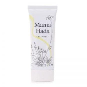 保税区直发 日本Mama Hada产前用胸部护理霜 100g