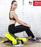 斯诺德 迷你踏步机静音家用健身器材椭圆机太空漫步机磁控健身车Q3